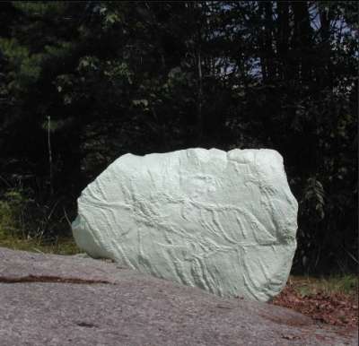 "An image from Lisa Neighbour's ""Erratic Theatre"" at The Tree Museum."