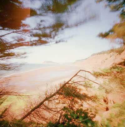 "Geri Nolan-Hilfiker's ""Red Head Trail."""