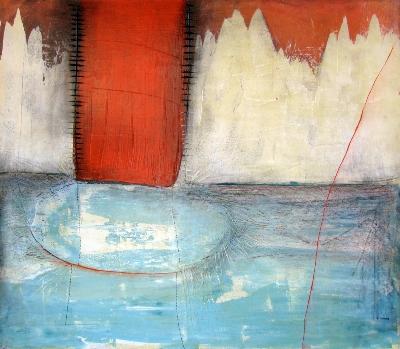 One of Michael Pittman's new works.